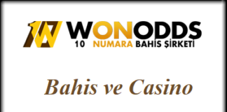 Wonodds Bahis ve Casino